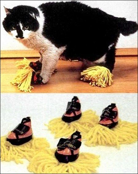 cat-duster-slippers