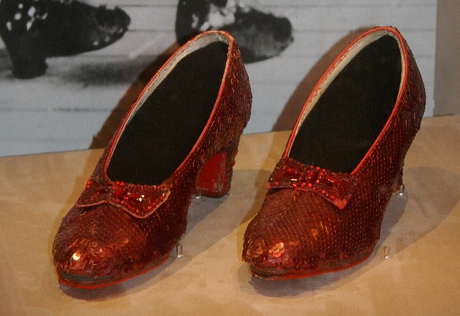 Ruby Slippers 3 Million