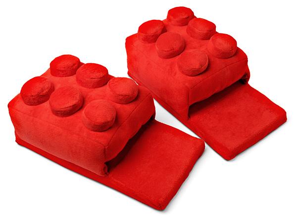 Brick Slippers