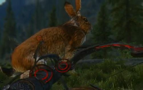 Skyrim Giant Rabbits
