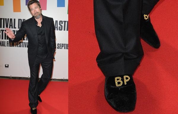 Brad Pitt Slippers
