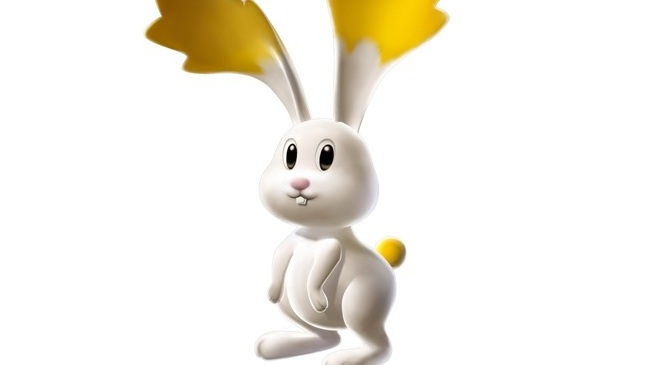 Super Mario Bunny