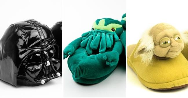 Sci-Fi Slippers
