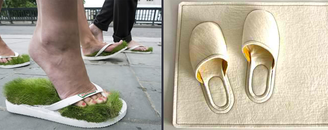 Creative Slippers