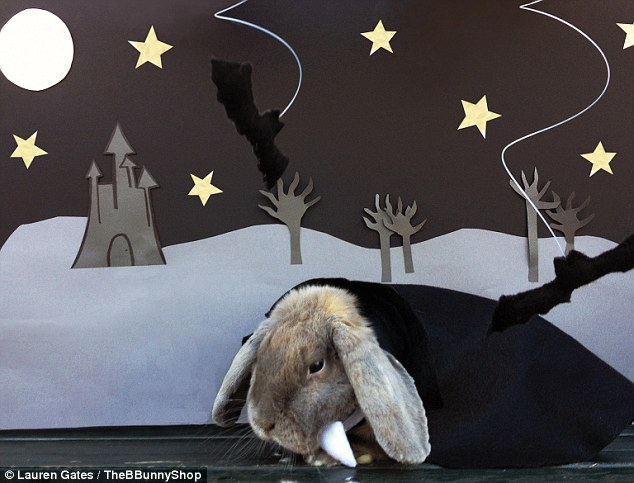 Dracula Bunny