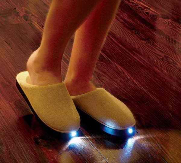 Light Slippers
