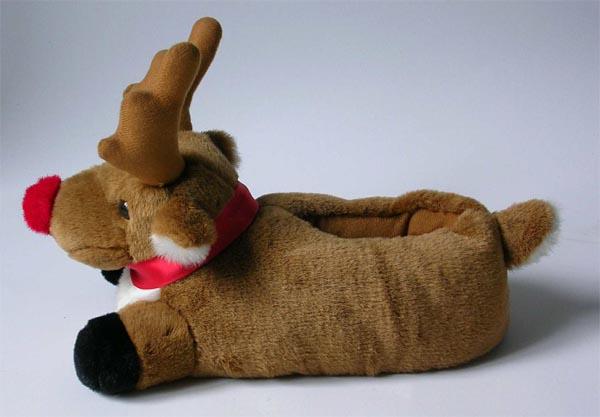 28991629cb3 Reindeer Slipper - Hop to Pop