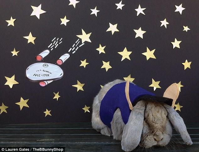 Star Trek Bunny