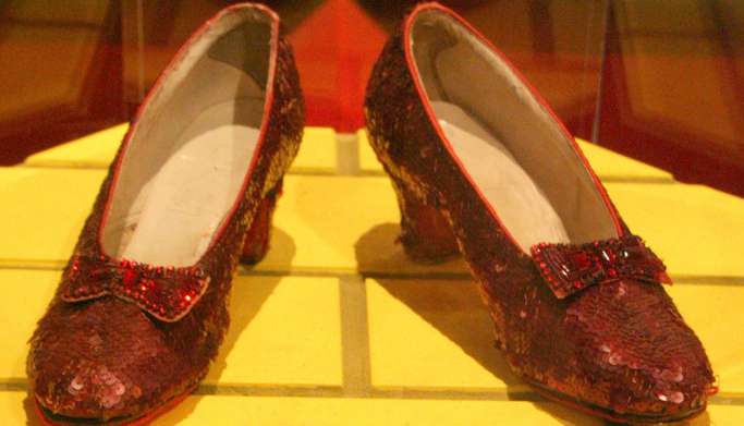 Ruby Slippers Original