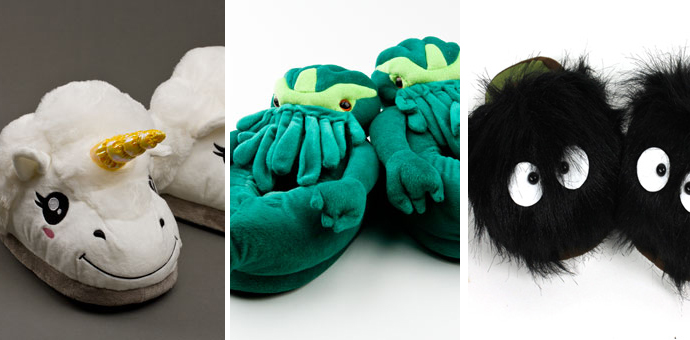 Mythical Animals Slippers