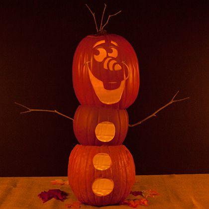 olaf-frozen-pumpkin