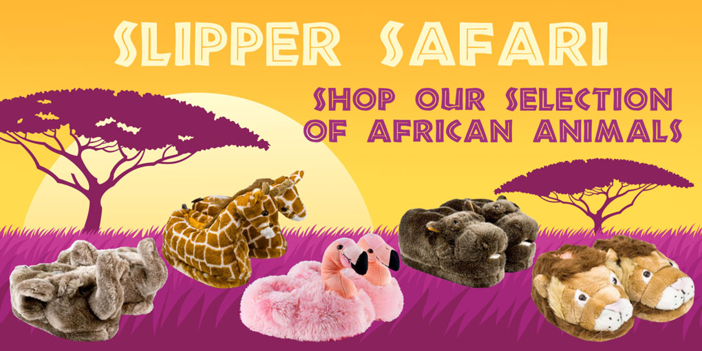Slipper Safari