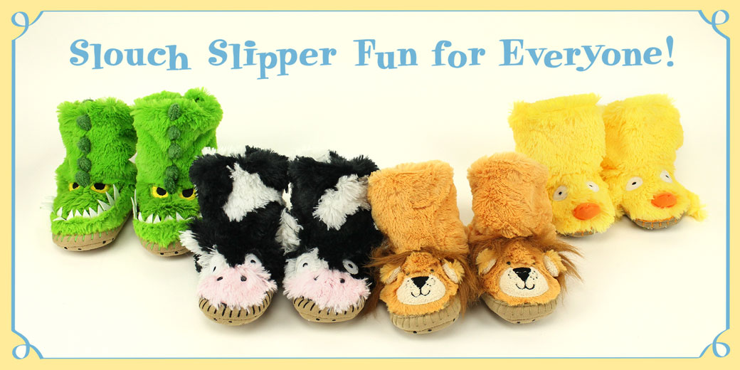 Slouch Slippers