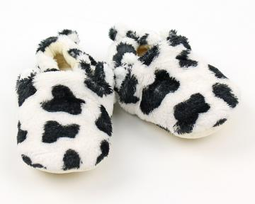 Cow Baby Booties Cow Slippers Baby Booties