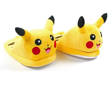 Pikachu Slippers Pokemon Slippers Anime Slippers