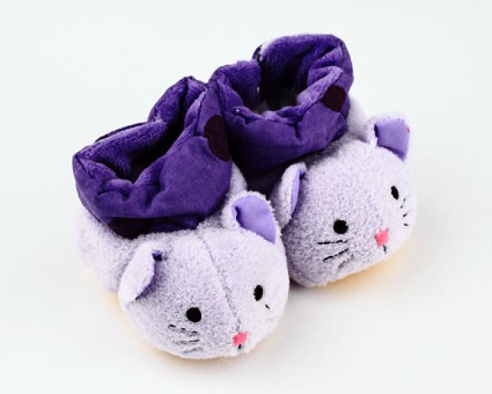 Cat Baby Booties 1