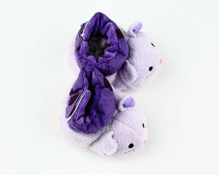 Cat Baby Booties 4
