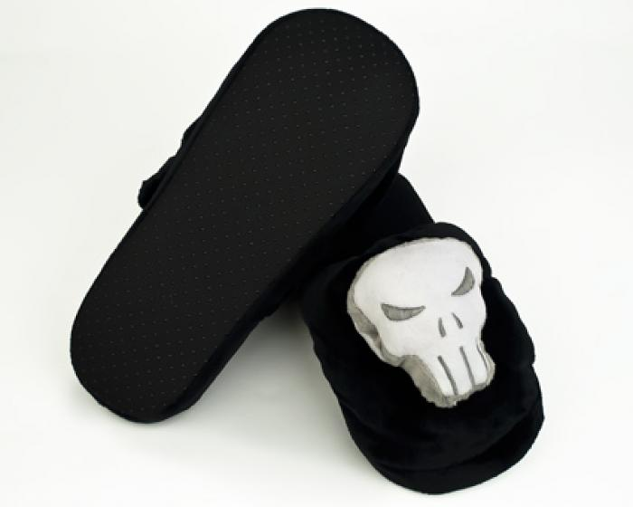 Punisher Skull Slippers 3