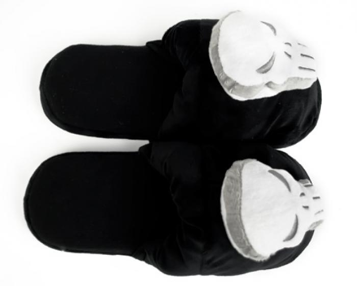 Punisher Skull Slippers 4