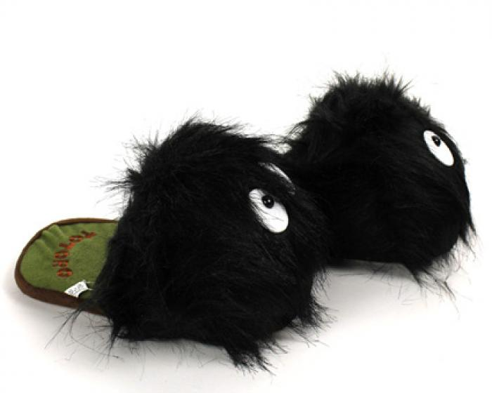 Soot Sprite Slippers 2