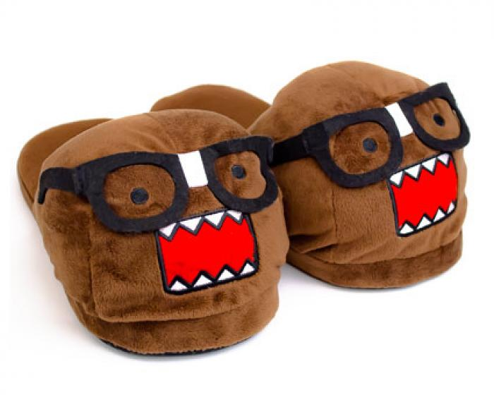 Domo Glasses Slippers 1