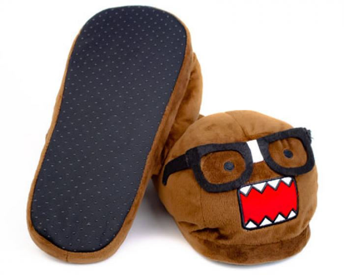 Domo Glasses Slippers 3