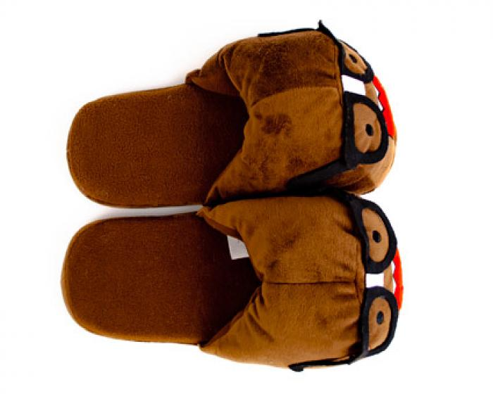 Domo Glasses Slippers 4