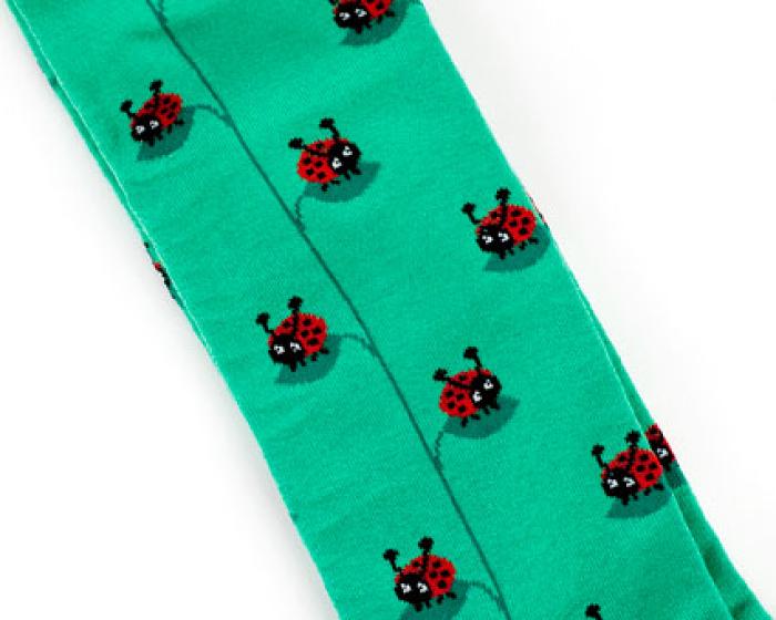 Ladybug Socks 2