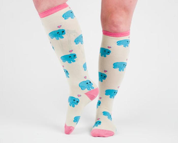 Manatee Socks 3