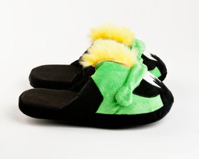 Marvin the Martian Character Slippers 2