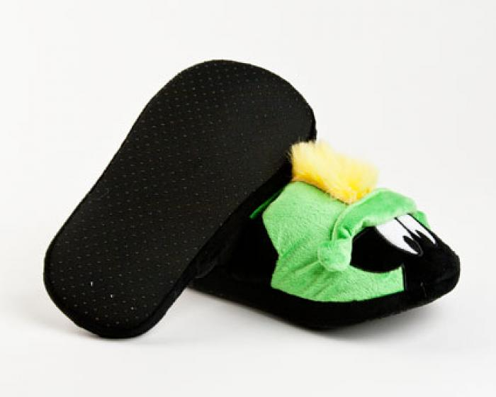 Marvin the Martian Character Slippers 3
