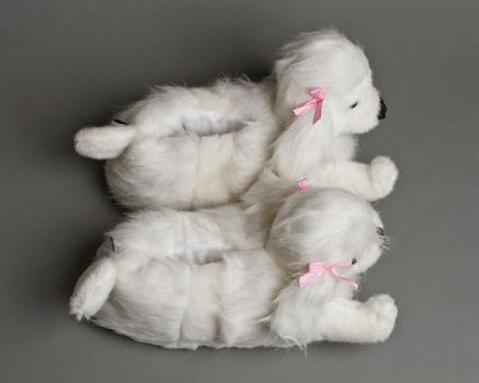 Poodle Slippers 4