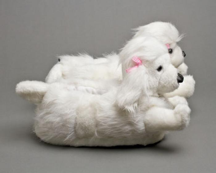 Poodle Slippers 2