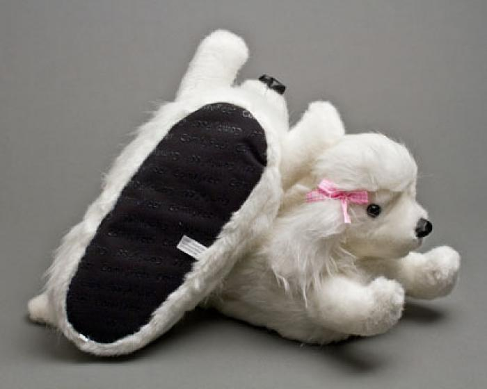 Poodle Slippers 3