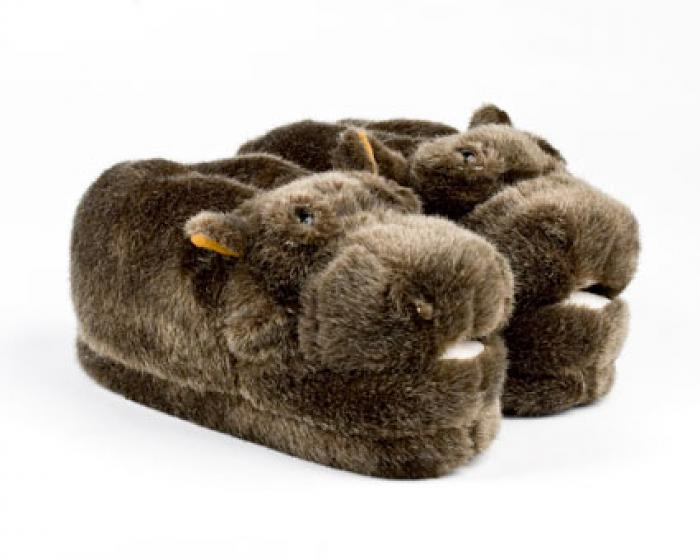 Hippo Slippers 1