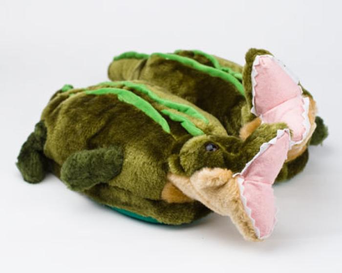 Alligator Slippers 1