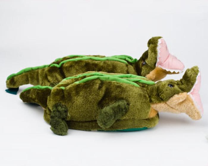 Alligator Slippers 2