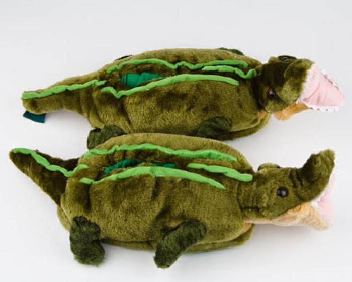 Alligator Slippers 4