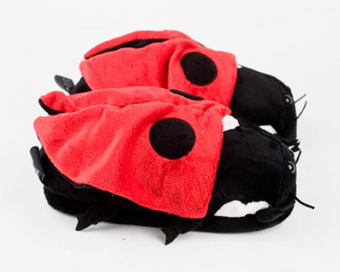 Lady Bug Animal Slippers 2