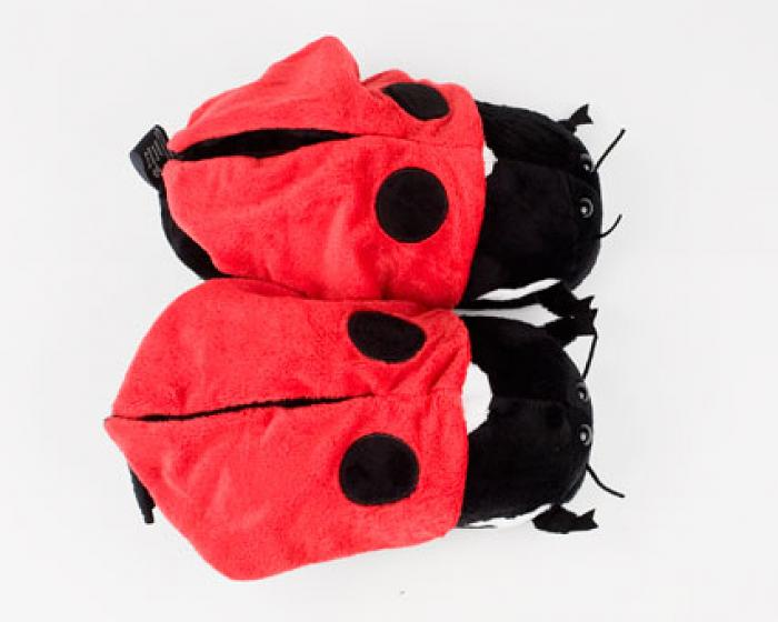 Lady Bug Animal Slippers 4