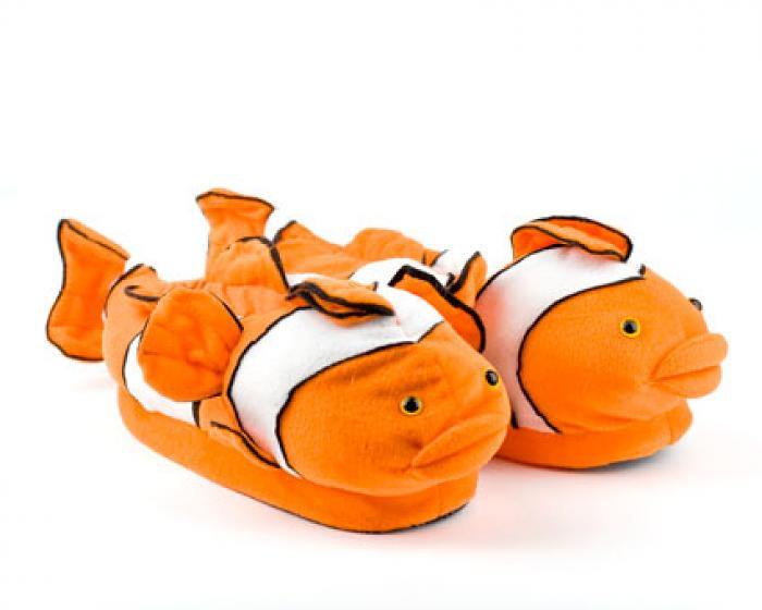 Clownfish Slippers 1