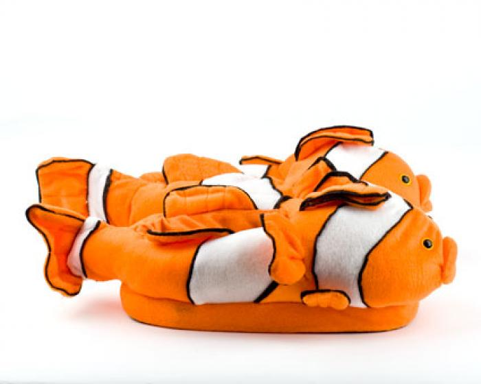 Clownfish Slippers 2