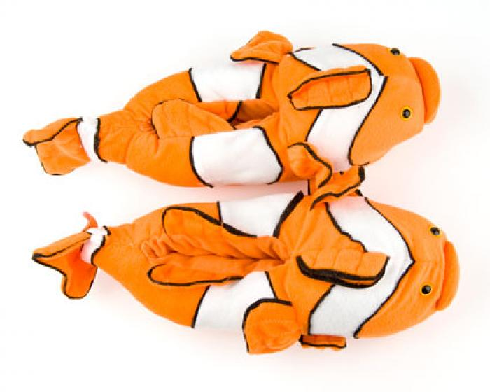Clownfish Slippers 4