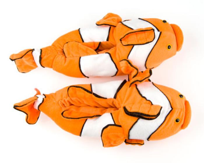 Clownfish Slippers 4