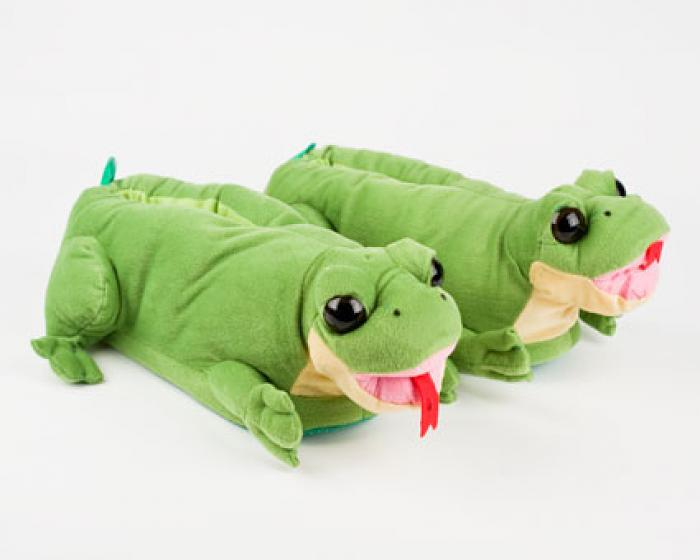 Tongue Frog Slippers 1