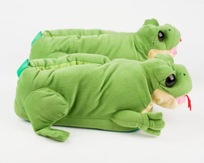 Tongue Frog Slippers 2
