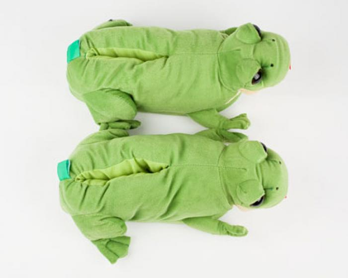 Tongue Frog Slippers 4
