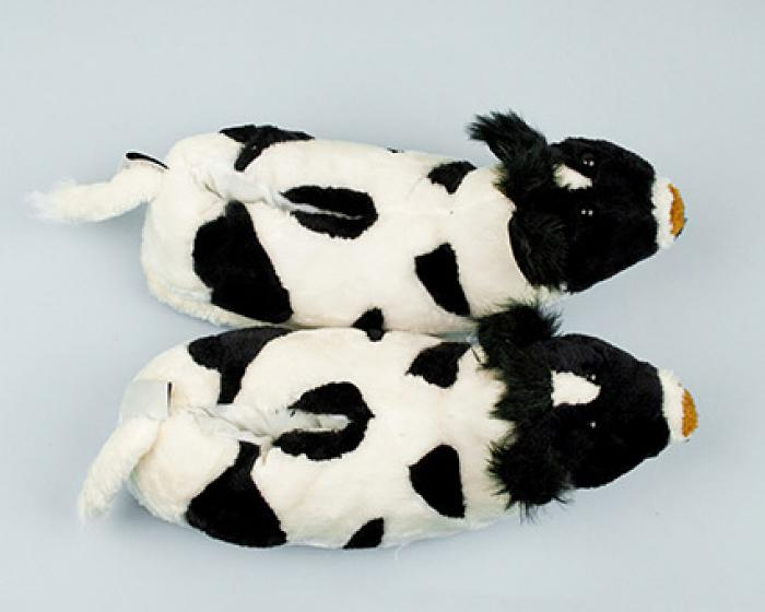 Cow Slippers 4