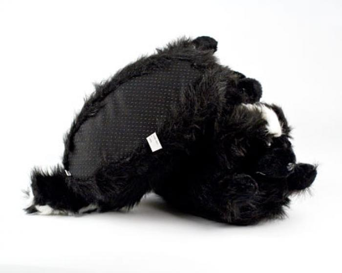 Skunk Animal Slippers 3