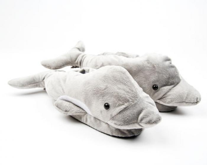 Dolphin Animal Slippers 1